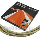 Alligator Shift Gear Slick Cable Braided Kit Front& Rear fit Shimano SRAM Campy