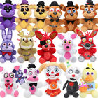 Five Nights at Freddy's Dolls & Sister Soft Plush Toy Stuffe Doll Collectible UK