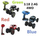 1801-03 RC Car Off Road Remote Control Car 4WD High Speed Vehicle for Kid Gift #