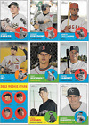 2012 TOPPS HERITAGE SINGLES #S 251 THRU #S 471***YOU PICK***