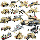 toys big plastic children counter-terrorism unit sea plane tank f16 car for lego