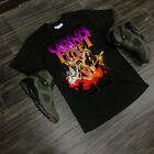 GRETA VAN FLEET T-Shirt TOUR DATES 2018 gildan Black & White Tee S-2XL image