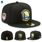 Golden State Warriors 2018 Western Champions New Era Hat 59FIFTY Fitted Patch