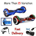 6.5/8 Inch Self Balance Scooter Electric Balance 2 wheel Bluetooth UK Stock