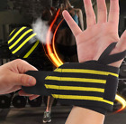 Wristband Hand Support, Gym / Weight Lifting Strap,  UK Seller