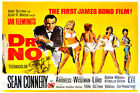 Posters USA - 007 Dr. No James Bond Movie Poster Glossy Finish - MCP193 $22.13 CAD on eBay