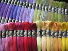 CXC Embroidery Thread Floss Same as DMC #900-3866 Pick Your