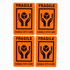 box fragile handle with care shipping sticker custom label online in uk