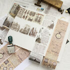 Retro European Antiquity Washi Tape DIY Scrapbooking Sticker Label Masking Tape