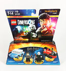 Lego Dimensions Level Team Packs Harry Potter Adventure Time Ghostbusters Sets