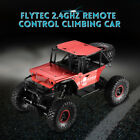 Flytec 1:18 2.4G Alloy 4CH Drive Off-road RC Car Drifting Climbing Anti-falling