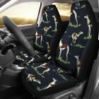 Whippet Dog Patterns Print Car Sheet Covers-Free Shipping