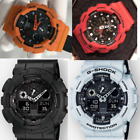 Casio GA100 Men G-Shock Ana-Digi Watch GA100L-8A, GA100L-4A, GA100L,GA100-1A1