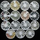 Rhinestones Studs Marquise Waterdrop Crystal Nail Art Gems Craft Jewels Beads