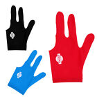3 Fingers Glove Billiards Pool Snooker Cue Shooters Gloves for Left Hand £2.69 GBP on eBay