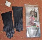 Children's Dents Sporting Leather Riding Gloves In Black and Navy Various Sizes