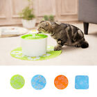 Silicone Placemat Dog Puppy Pet Cat Dish Bowl Food Water Fountain Mat Wipe Clean