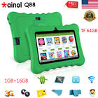 """7"""" Tablet PC Android QuadCore 16GB WIFI+3G Dual Camera Bundled Case Learning Pad"""