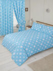 STAR DUCK EGG BEDDING OR CURTAINS OR BEA...