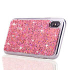 Glitter Sparkle Sequins TPU Silicone Gel Back Case Shockproof Rubber Phone Cover