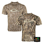 DRAKE WATERFOWL SYSTEMS PERFORMANCE SHORT SLEEVE CAMO T-SHIRT