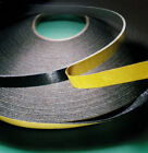 2mm x 12mm Security Glazing Tape - 25m Black or White
