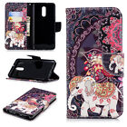 For LG Stylo 4 Phone Cute Leather Flip Wallet Case Protector Cover Stand Pouch