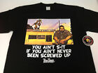 Dj Screw Screwed Up Records Tapes Black Shirt S-4XL One Deep Screen Piranha