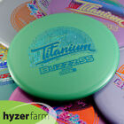 Discraft Ti BUZZZ SS *pick your weight & color* Hyzer Farm disc golf midrange