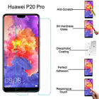 TEMPERED GLASS SCREEN PROTECTOR COVER FOR HUAWEI P Smart / P20 Pro /LITE P9 1-5x