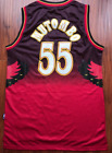 NBA Atlanta Hawks Dikembe Mutombo Throwback Jersey Sewn/Stitched NWT on eBay
