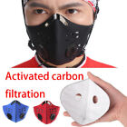 Air Purifying Face Mouth Anti Dust Fog Cycling Riding Outdoor Washable