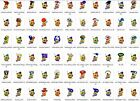 "12-1"" NFL SpongeBob SquarePants Mini Cup Cake Toppers Scrapbook Bottle Caps FBSB $1.99 USD on eBay"