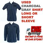 Used Work Shirts Cintas, Redkap, Unifirst, G&K Gray