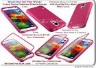 for SAMSUNG GALAXY S5 SV FULL BODY WRAP-UP TOUCH THROUGH SCREEN CASE COVER SKIN