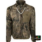 DRAKE WATERFOWL SYSTEMS MST ENDURANCE HYBRID LINER JACKET FULL ZIP CAMO COATCoats & Jackets - 177868