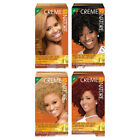 CREME OF NATURE MOISTURE-RICH HAIR COLOR DYE KIT W/ SHEA BUTTER CONDITIONER