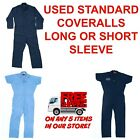 Used Coveralls Cintas, Redkap, Unifirst, G&K MIXED COLORS