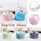New Creative Cute Japanese Contracted Bowknot Is Deep Sleep Puppy Dog Cat House
