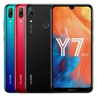 "Huawei Y7 2019 DUB-LX3 Dual (FACTORY UNLOCKED) 6.26"" 32GB 3GB RAM Black Blue"