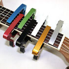 Quick Change Tune Clamp Key Trigger Capo For Acoustic Electric Guitar Ukulele