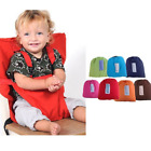 Baby Safety High Chair Feeding Seat Infant Portable Dining Travel Belt Cover US