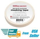 NEW Office Depot Brand General Purpose Masking Tape, 18mm ~ 3/4 in. x 60 Yd.
