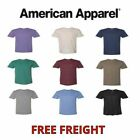 American Apparel Unisex Tri Blend Soft T-Shirt Track Tee S-2XL TR401W image