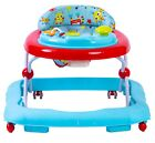Red Kite Baby Walker Go Round Jive Adjustable Height Musical Play Tray