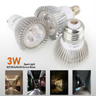 4pcs/Lot Promotion LED Spotlight 220V E27 E14 GU10 3W Home Office LED Spot Light