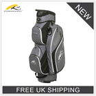 ***POWAKADDY DELUXE GOLF CART BAG - NEW 2018 - FREE UK DELIVERY!!!***