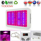1000W LED Grow Light Full Spectrum Hydro Veg Bloom for Hydroponics Plants  Lamp