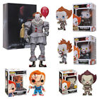 Funko Pop Movies It Pennywise with Boat Bride Of Chucky Action Figure Toys Hot