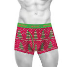 Two Left Feet Mens Christmas Ugly Sweater Trunks
